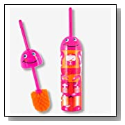 Toilet Bowl Cleaner Brush