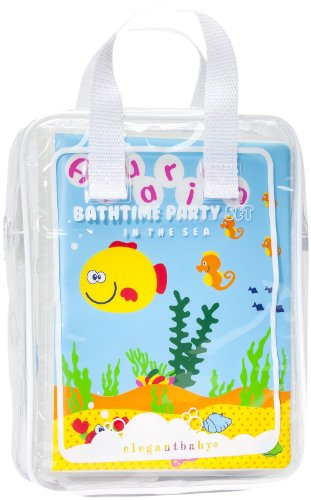 Elegant Baby In The Sea Bathtime Party Gift Set - 1
