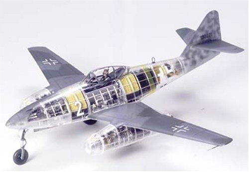 Messerschmitt Me-262A-1a Clear Edition 1/48 Tamiya