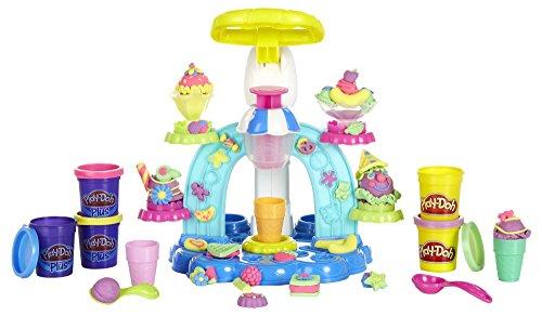 Play-Doh - Kit Helados de rechupete (Hasbro B0306EU6)