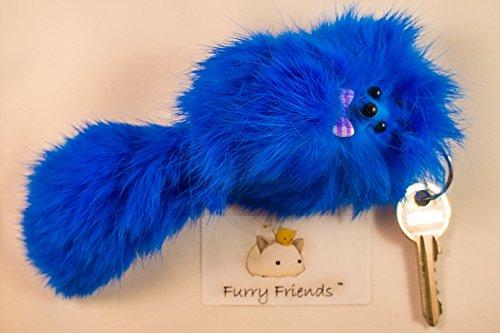 3-for-2-big-20cm-designer-fur-keyring-charm-cute-animal-unique-gift-cute-chain-fox-ferret-monster-ke