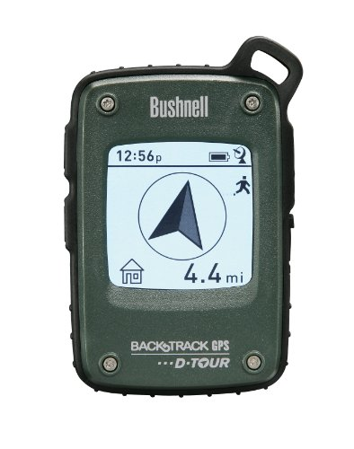 Bushnell BackTrack D-Tour GPS, Verde