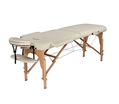 Heaven Massage Ultra lightweight Portable Massage Table - Fits in almost every trunk! Perfect for on the go..