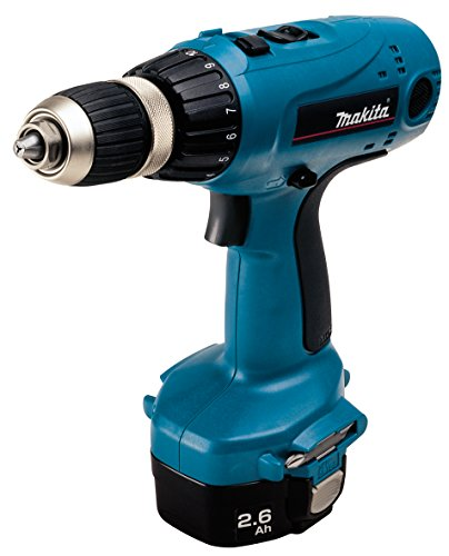 makita 6337dwde 14 4 volt ni mh 1 2 inch cordless drill driver kit cordless drill reviews. Black Bedroom Furniture Sets. Home Design Ideas