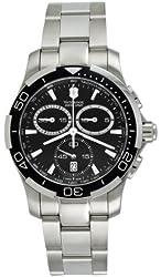 Victorinox Swiss Army Men's 241302 Alliance Sport Chronograph Black Dial Watch
