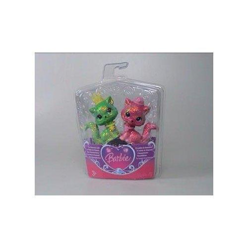 Barbie M9687 Diamantenschloss-Tierchen