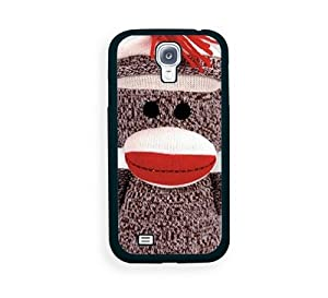 Houseofcases Sock Monkey Samsung Galaxy S4 I9500 Case - Fits Samsung Galaxy S4 I9500