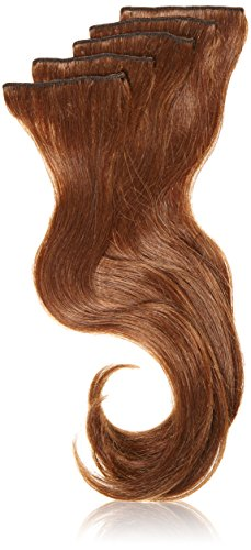 Extension Double hair balmain N° 4 - castagno