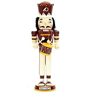 Washington Redskins Official NFL 14 Robert Griffin III Nutcracker by Forever... by Forever Collectibles