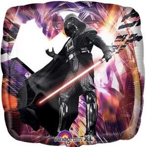 Star Wars Party - Darth Vader 18 inch Foil Ballloon - 1