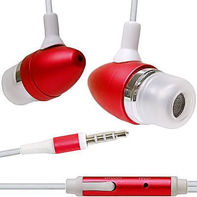 Yamaha earbuds with mic - earbuds pink with mic
