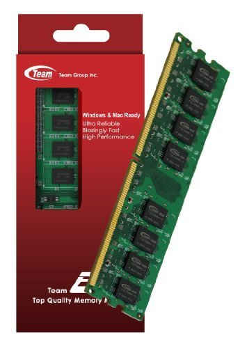 4GB Team High Performance Memory RAM Upgrade Single Stick For Dell Inspiron 580 580s. The Memory Kit comes with Life Time Warranty. by .Team, Inc, [並行輸入品]