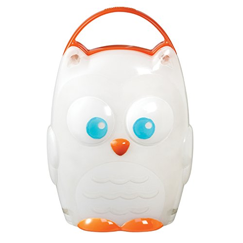 Light My Way Owl Portable Nightlight With Cool Touch Led front-575117