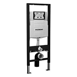 Duravit 111335001 Geberit In-Wall Carrier for Wall Mounted