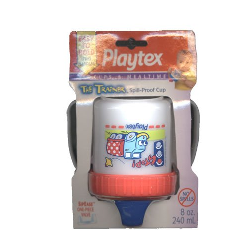 Playtex 8 Oz The Trainer Spill-Proof Cup front-988708