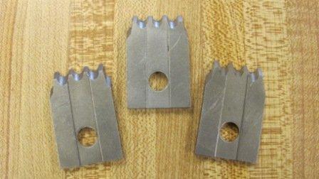Corob Molding Knife: #6 3 Bead 3/16