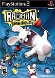 PS2 RAYMAN : RAVING RABBIDS (EU)