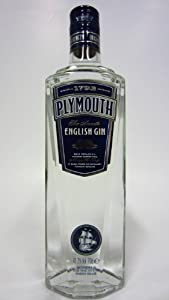 PLYMOUTH Dry Gin 70cl Bottle