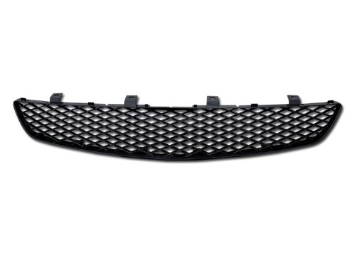JDM T-R BLK MESH FRONT HOOD BUMPER GRILL GRILLE 2002-2005 CIVIC SI EP3 HATCHBACK (2003 Honda Civic Si Ep3 Parts compare prices)