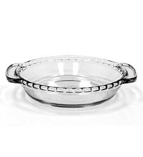 "Anchor Hocking Pie Plate - 6"" - Glass"