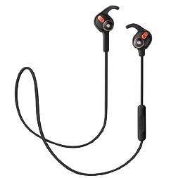 【日本正規代理店品】 Jabra Bluetooth4.0 ヘッドセットNFC対応 防滴・防塵(IP52) ROXシリーズ ブラック ROXWIRELESS-BK