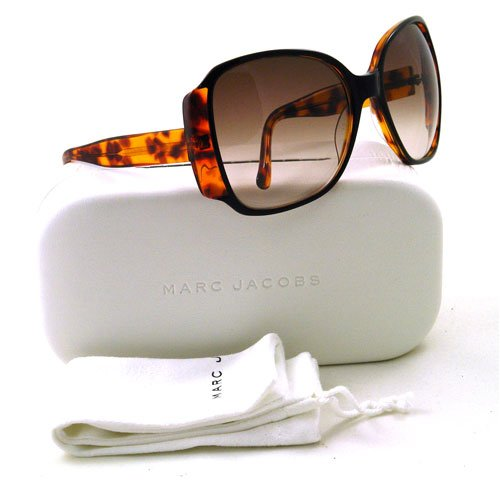 413Kw9cnKtL AUTHENTIC MARC JACOBS SUNGLASSES MJ 121/U/S BROWN WU3S2