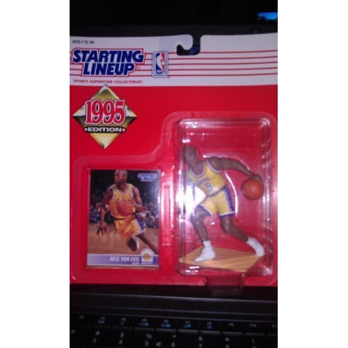 1995 NBA Staring Lineup – Nick Van Exel – Los Angeles Lakers by Hasbro / Kenner online kaufen