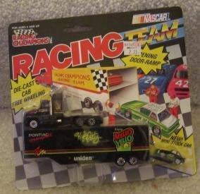 1991 Nascar Racing Champions Racing Team Transporter Mello Yello Racing Kyle Petty Car # 22 - 1