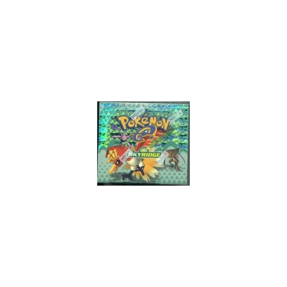 Pokemon Trading Card Game SkyRidge Booster Box