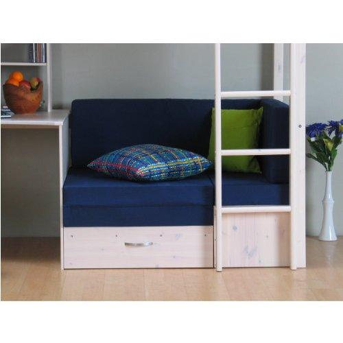 hochbett mit schreibtisch und g stebett com forafrica. Black Bedroom Furniture Sets. Home Design Ideas