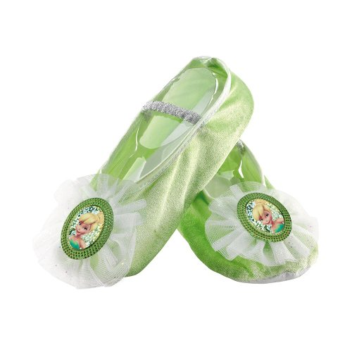 Children's Costume Tinker Bell Ballet Slippers