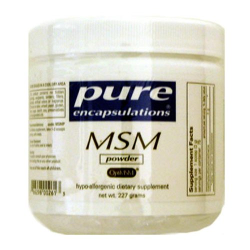 Pure Encapsulations - Msm Powder 227 Gms
