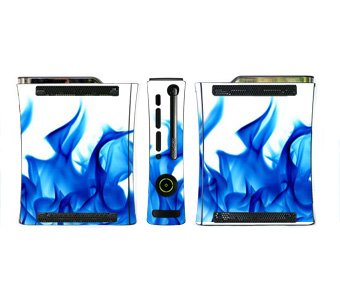 Ice Flame Skin for Xbox 360 Console