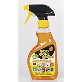 Magic American GGHS12 Goo Gone Spray Gel