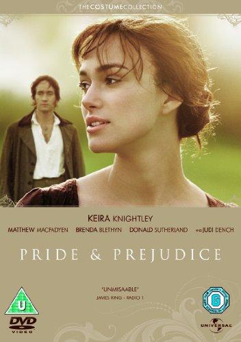 Pride and Prejudice [DVD]
