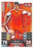 Match Attax 2013/2014 - Southampton F.C- #239 Dejan Lovren Base Card