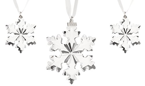 Swarovski-3-Piece-Christmas-Ornament-Set-Limited-Edition-2016