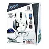Brand New Mad Catz Cyborg R.A.T. 7 Gaming Mouse for PC and Mac - Gloss White Contagion★ Fast Ship!
