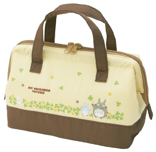 Cold storage pouch type lunch bag lunch for two-stage M Totoro clover KGA1 - 1