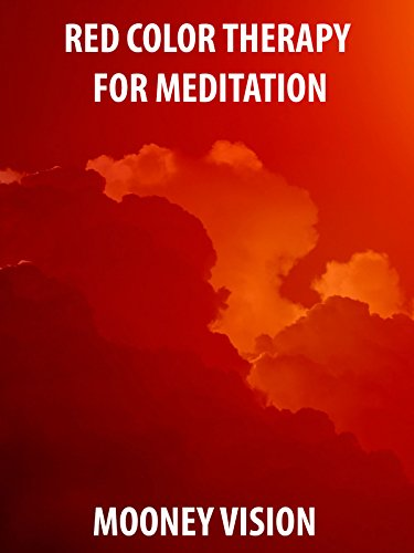 Red Color Therapy For Meditation