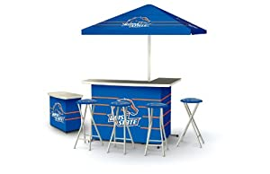 Best of Times Boise State Deluxe Package Bar (Discontinued by Manufacturer) by Best of Times, LLC