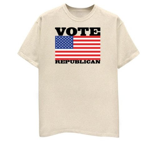 Vote Republican - Buy Vote Republican - Purchase Vote Republican (Direct Source, Direct Source Shirts, Direct Source Womens Shirts, Apparel, Departments, Women, Shirts, T-Shirts)