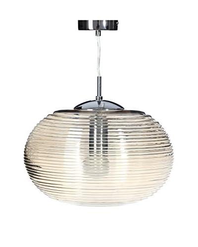 Huisraad meubilair hanglamp champagne