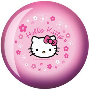 Buy Hello Kitty Pink Glow Viz-A-Ball