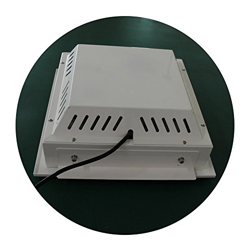 NUOGUAN 80 Watt LED Gas Station Canopy Lights (250W HPS MH ...