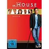 "Dr. House - Season 3 [6 DVDs]von ""Hugh Laurie"""