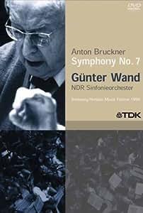Gunter Wand: Anton Bruckner - Symphony No. 7 [Import]