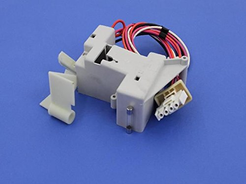 12001514 Admiral Washer Dryer Combo Switch Assembly With Fuse