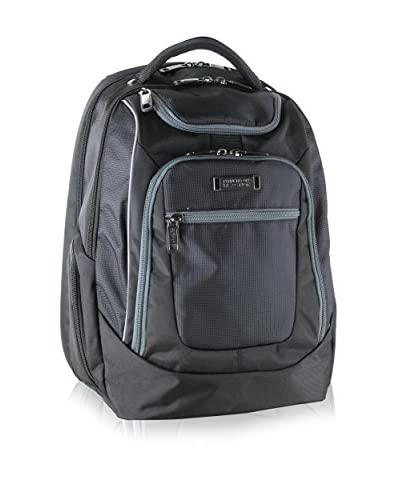 Kenneth Cole Reaction Don'T Back Down Checkpoint Friendly Backpack, Black