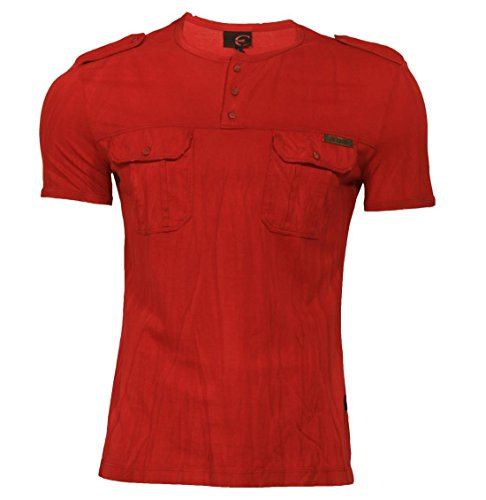 roberto-cavalli-t-shirt-homme-rouge-large